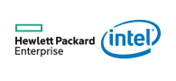 HPE (Hewlett Packard Enterprise) + Intel